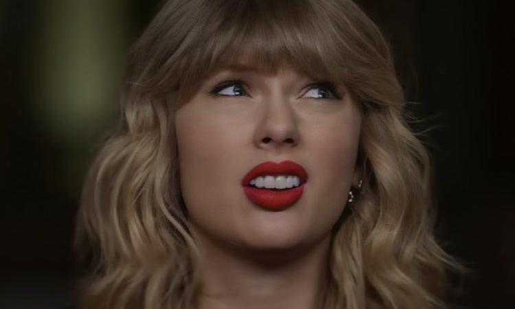 Taylor Swift reclama a Netflix de manera pública (FOTO)