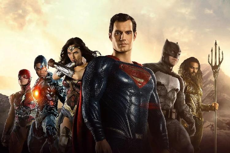 Filtran por error nueva película de Justice League (VIDEO)