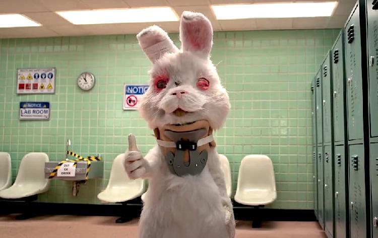 El conejo que hizo llorar a millones con este comercial (VIDEO)