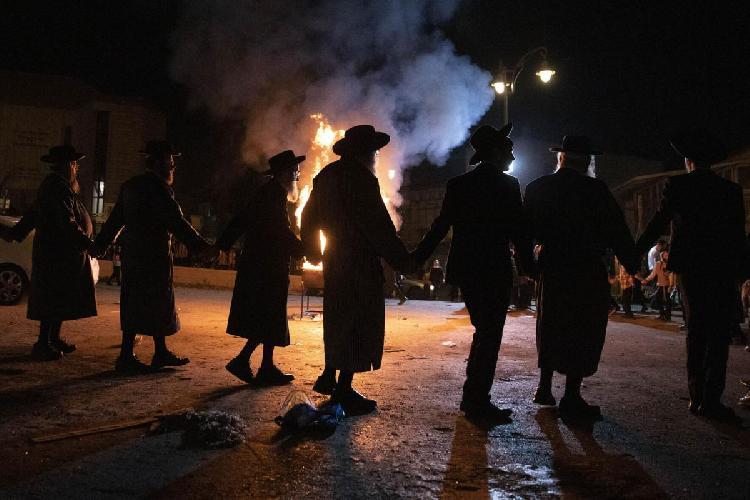 Tragedia en Israel, celebración deja más de 40 muertos (VIDEO)