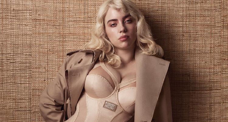 Billie responde a críticas por mostrar su cuerpo (FOTOS)