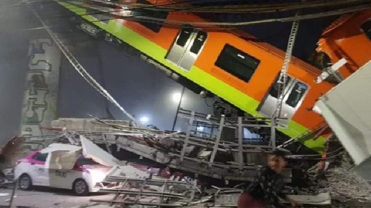 Sobreviviente de Metro narra historia desde el interior (VIDEO)