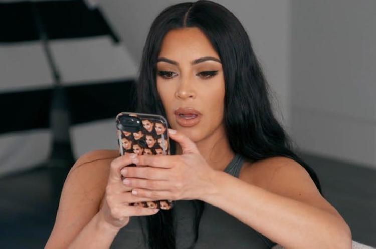 Kim envía mensaje a Kanye West tras divorcio (FOTO)