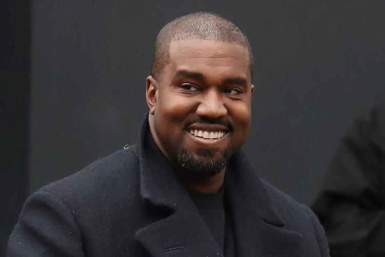 Kanye dice adiós a Kim, ya tiene nueva novia (FOTO)
