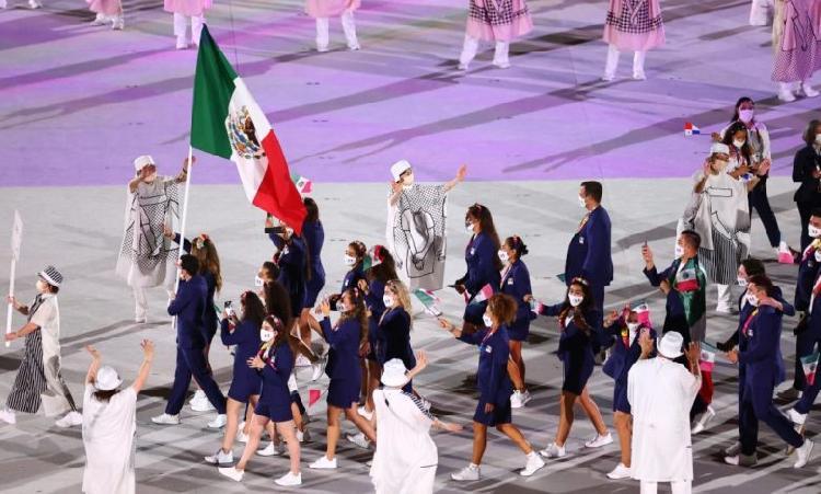 Ellos fueron los mexicanos que lideraron en Tokyo 2020 (VIDEO)