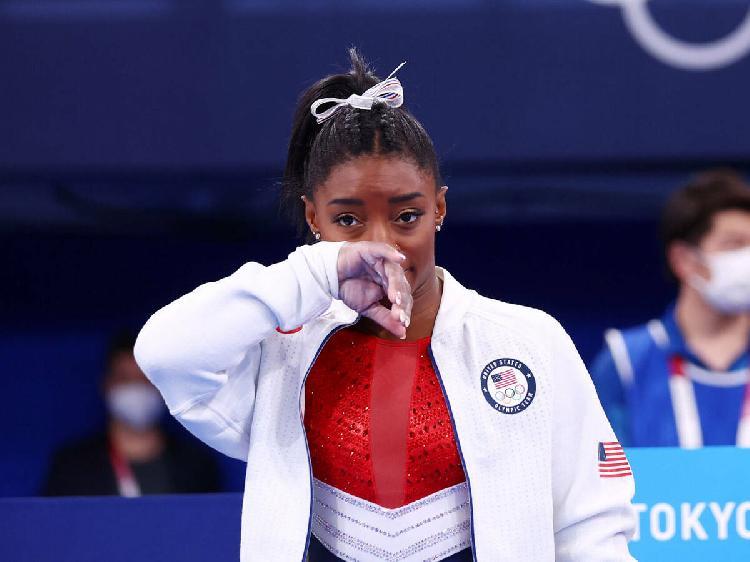 Simone Biles, la gimnasta que abandonó los Olímpicos por ansiedad