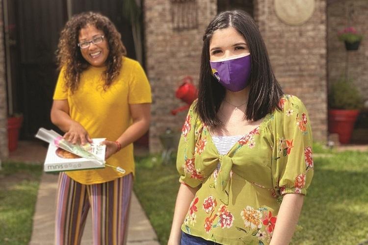 Alegría y Fe, La embajadora del Teleton USA visita a niños en San Antonio, Texas