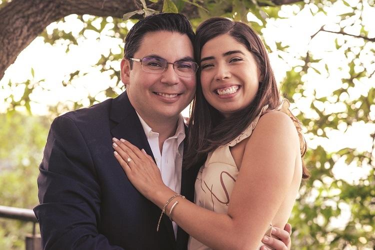 Carlos Martínez González y Helena Aguirre Sánchez se unirán en matrimonio