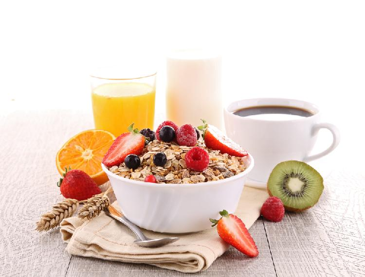 ¿Por qué desayunar bien?