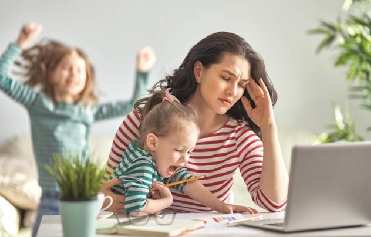 Cómo manejar mejor el estrés mientras trabajas desde tu casa