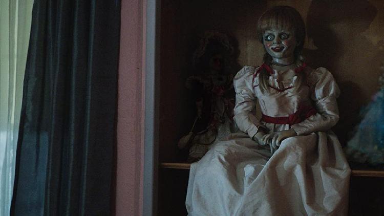 Escapa la verdadera Annabelle de su vitrina