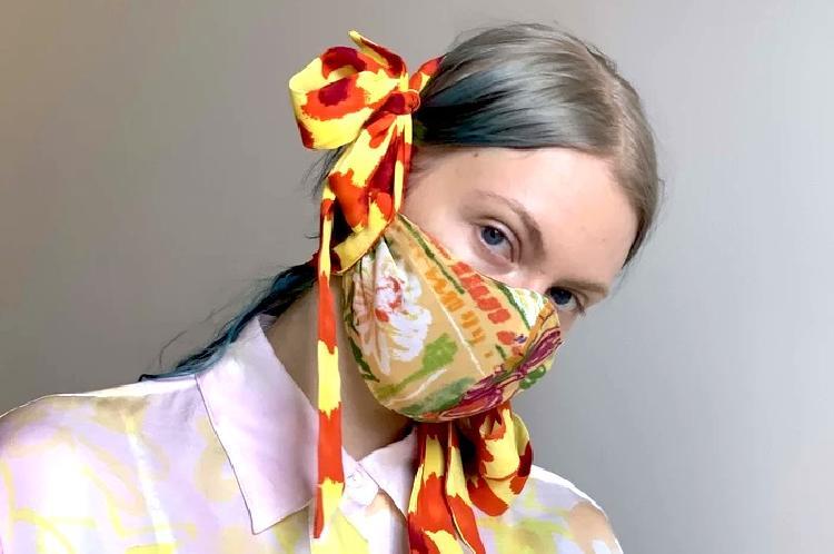 Estos cubrebocas te mantendrán segura y con estilo (FOTOS)