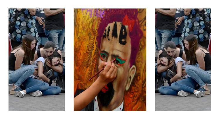 Feministas pintan cuadro de Francisco I. Madero y México se indigna (VIDEO)