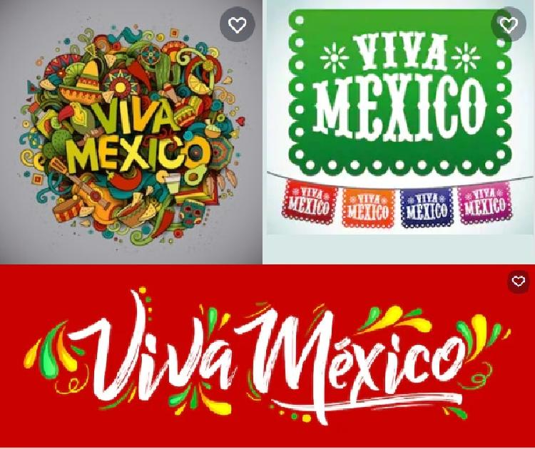 ¡¡ Viva México Señores !!
