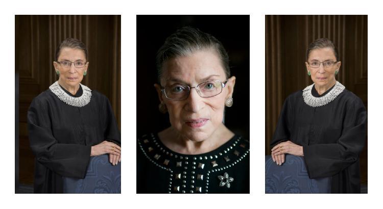Ella era Ruth Bader Ginsburg, una mujer que marcó la historia