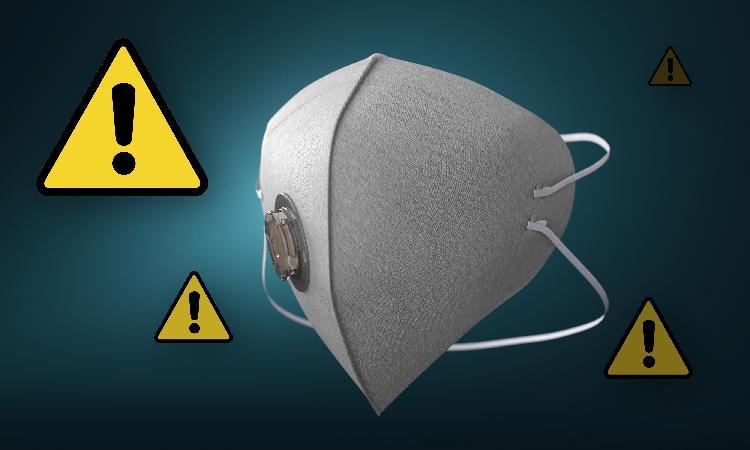 La razón por la cual NO debes usar cubreboca con válvula