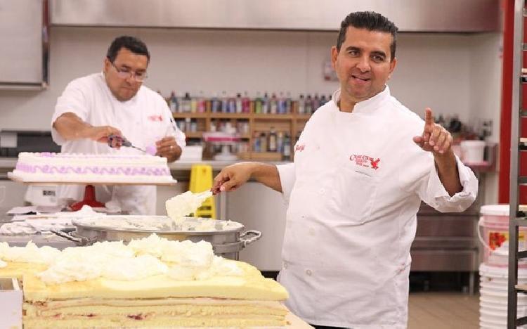 Cake Boss sufre accidente y no podrá hacer más pasteles (FOTO)