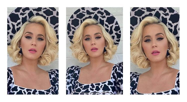 Katy Perry presume su figura después de parto (FOTO)