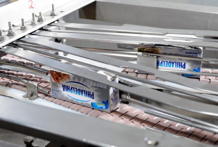 Prohíben la venta de queso Philadelphia y otras marcas