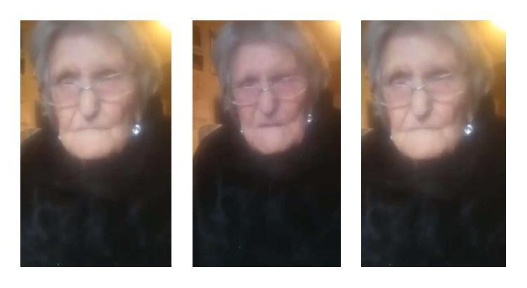 Abuela rompe en llanto, pide termine ya la cuarentena (VIDEO)