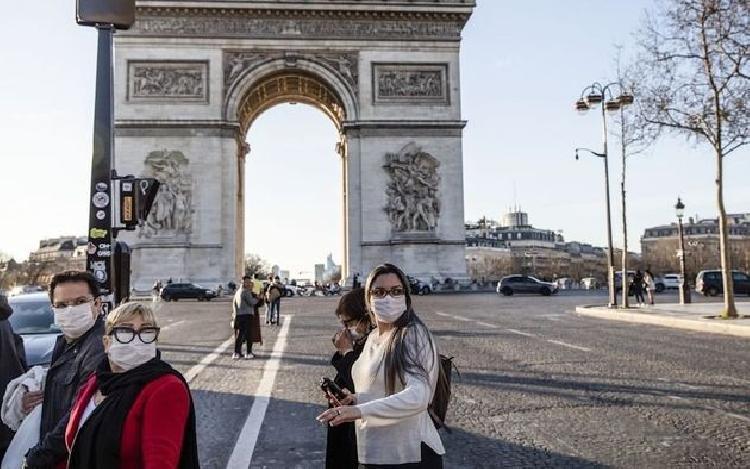 Vuelve Francia a cuarentena con un COVID más mortal